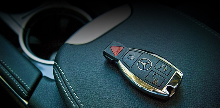 Mercedes Benz Car Key Replacement Cost